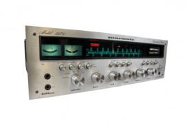 Audio reparatie foto's