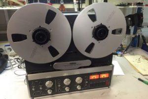 bandrecorder reparatie 1